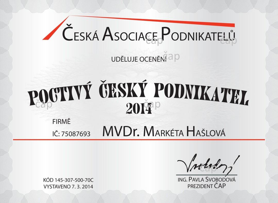 PCP MVDr Haslova M